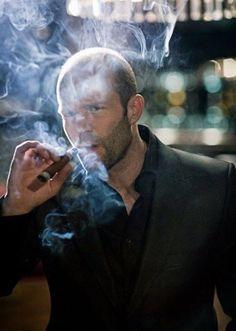 Is that Jason Statham behind that smoke? I'm sure he enjoys his cigars. People Smoking, Man Smoking, Cigar Smoking, Smoking Room, Jason Statham, Famous Cigars, Smoking Celebrities, Women Smoking Cigars, Cigar Art