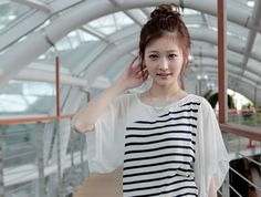 How to shop for the korean blouse wholesale online? Korean Fashion Online, Asian Fashion, Korean Blouse, Shopping, Tops, Women, Woman
