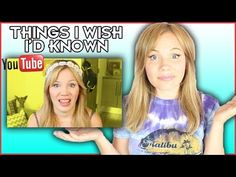 THINGS I WISH I'D KNOWN ABOUT BEING A YOUTUBER - YouTube
