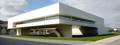 Biblioteca Municipal de Viana do Castelo - Álvaro Siza