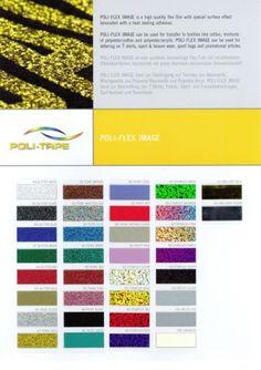 Farbkarte POLI-FLEX Image