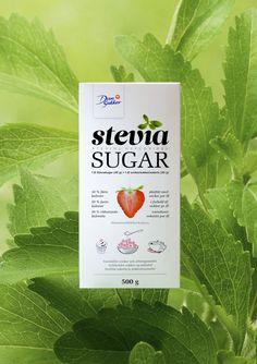Helppoja SteviaSokeri-reseptejä - Dansukker