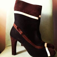 Rediscovering my Chloe boots - love them so much