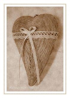 kattika82 / Vintage srdce