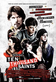 10,000 Saints (2015) Film Poster