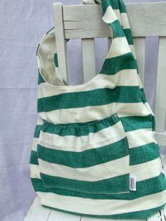 Reversible Sling Bag Sewing Tutorial