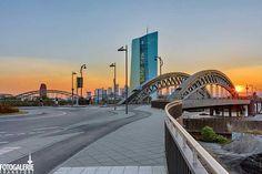 Frankfurt, Sydney Harbour Bridge, Wonderful Places, To Go, Germany, Travel, Castles, Sunset, Places