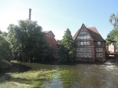 Typical architecture for Lüneburg