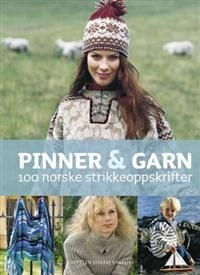http://www.adlibris.com/no/product.aspx?isbn=8202337089=1 | Tittel: Pinner & garn; 100 norske strikkeoppskrifter - Forfatter:  - ISBN: 8202337089 - Vår pris: 161,-