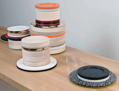 The 'Colourware' dish collection