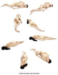 Figures | VICE #lyingdown, #side, #ontheground, #sleeping