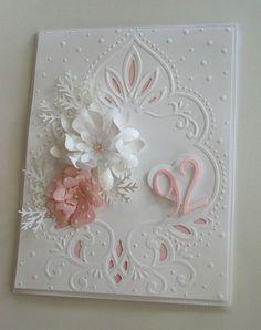 Gorgeous card, beautiful simplicity.