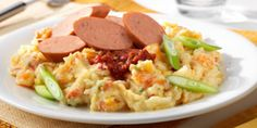 Real Food Recipes, Vegetarian Recipes, Cooking Recipes, Healthy Recipes, Healthy Foods, Casserole Dishes, Casserole Recipes, Easy Family Meals, Easy Meals