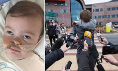 Alfie Evans' father gives emotional speech after losing appeal