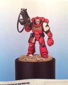 Space Marine WD