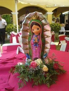 Virgen de Guadalupe infantil