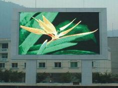 1R1G1B DIP 10,000 Pixel Alquiler De Pantallas LED Large LED Screens De Chile (P10 outdoor led display) - China Giant Led Screens;giant le...