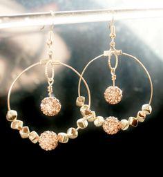 �repynt med Shambala perler m.m