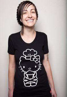 Hello Kitty x Johnny Cupcakes Shirt