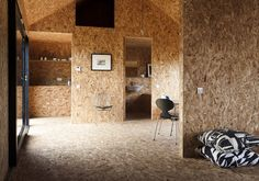 Stealth Barn is a Striking Black Guest House Converted from a Plain Barn   Inhabitat - Green Design, Innovation, Architecture, Green Building