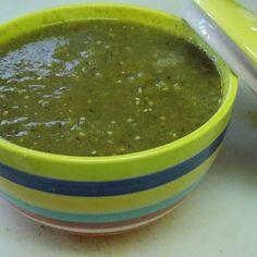 Green Salsa Recipe | Key Ingredient