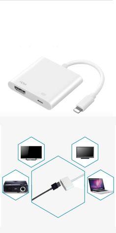 A/v-kabel & Adapter Hell 8 Pin Lightning Zu Hdmi Digital Tv Av Adapter Kabel Für Apple Ipad Iphone 7 8 X Handys & Kommunikation