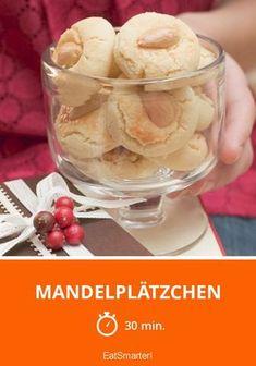 Mandelplätzchen - smarter - Zeit: 30 Min.   eatsmarter.de