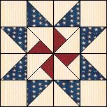 With Heart and Hands: Michele Bilyeu: Free Patriotic Quilting (And Sewing!) Patterns Plus.... links to many other quilting patterns