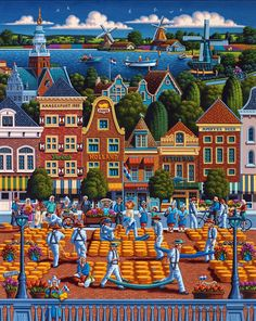 The Netherlands by Eric Dowdle