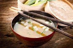 Miso Soup | Quick, healthy, easy  = perfect
