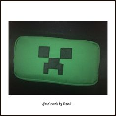 Felt creeper pencil case