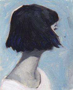 Pintura de Hélène Delmaire