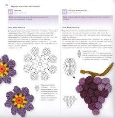 Crochetpedia: Crochet Flowers and Outdoors