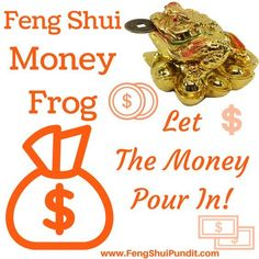 Money Frog in Feng Shui symbolizes materialistic wealth. Correct placement makes it an absolute money magnet. Here's the RIGHT WAY to do it!