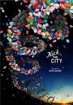 「kick the city 伊勢丹」の画像検索結果