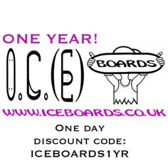 Today Makes It ONE YEAR! For I.C.(E) Boards   We Are Giving A 20% Discount On Your Entire Order and Ends At Midnight!   #iceboards #skatewear #skateshop #onlinestore #skateboard #skatelife #anniversary #birthday #pennyboard #longboard #skaterguy #skatergirl #potd #photographer #model #skatepark #fashion #graffiti #streetstyle #illustration #gifts #celebrities #art #design #popular #everything