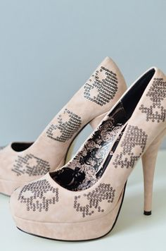 Fab shoes from Iron Fist