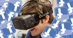#جيكس_العرب فيسبوك تستحوذ علي شركة أوكولس في آر  في خطوة مفاجئة أعلنت شركة فيسبوك أنها سوف تقوم بشراء أوكولس في آي (OCULUS VR) الشركة التي قامت بتصميم الواقع الإفتراضي أوكولس ريفت (Oculus Rift) تعرف عليه هنا. هذه الخطوة تجعلنا نطرح السؤال: هل يأتي الشبكة الإجتماعية الأكثر إنتشارا حول العالم تعمل علي نموذج ثلاثي الأبعاد (3D)؟    #أخبار #فيسبوك #أوكولس
