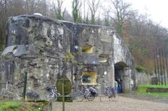 Fort Eben-Emael, Belgium. Another place I'd like to see