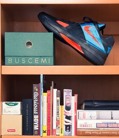 His kicks are insane. http://www.thecoveteur.com/jon-buscemi-shoes/