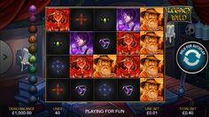 Der Legacy of the Wild Spielautomat von Playtech im Test