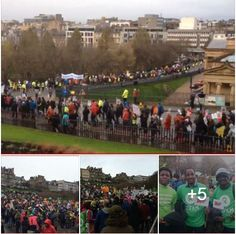 Some highlights from the #ScotClimateMarch earlier today. See our Twitter for more http://twitter.com/OxfamScotland