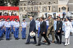 Centenary of the Italian Constitution, the President of the Republic Giorgio Napolitano