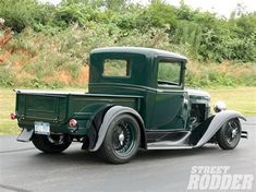Ford Model A #classictrucks