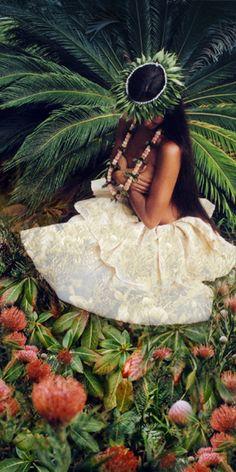 """Secret Garden,"" Hawaiiana"