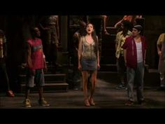 PBS Great Performances In The Heights opening night. I cried. I want that so bad.