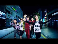 DGNA / THE BOSS ♥ - Love Parade PV / MV