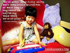 Play is the Work of the Child Inspirational Quotes For Kids, Fisher Price Toys, Confidence Building, Early Learning, Physical Activities, Family Quotes, Self Esteem, Games For Kids, Kids Playing