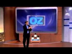 Dr. Oz Explains How To Lose Belly Fat