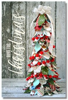 Created by Connie Collins for the 2015-2016 Stampin' Up! Artisan Design Team | #conniecollins #constantlystamping #vintagechristmas #artisandesignteam #stampinup